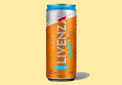 La marca Livenza decidió lanzar este mes de mayo su nuevo producto Ready To Drink en un formato de lata de 310 ml, con 5% grados de alcohol.