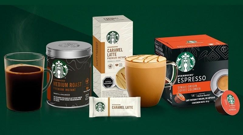 Nestlé lanzó a nivel internacional tres nuevas líneas de café Starbucks: Premium Instant Coffee, cápsulas by NDG y Premium Coffee Mixes.