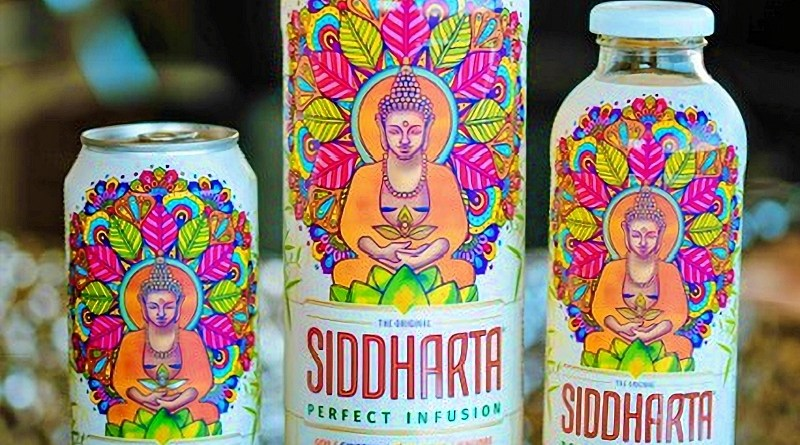 Siddhartha es el nombre de la nueva bebida elaborada sobre la base de hierbas y que ocupan los monjes budistas para meditar.
