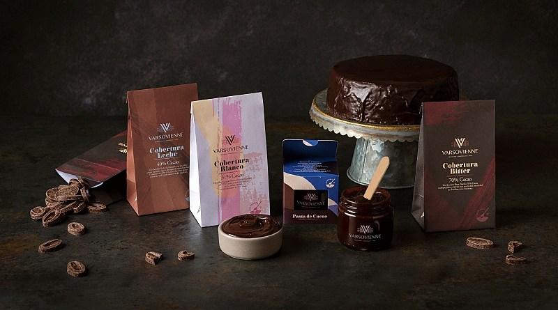 La chocolatería Varsovienne decidió sorprender a sus clientes creando tres coberturas, ideales para obtener las mejores y más deliciosas preparaciones.
