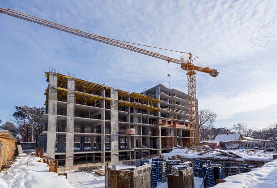 Milyen áfa érvényes a jövőre áthúzódó építésekre?