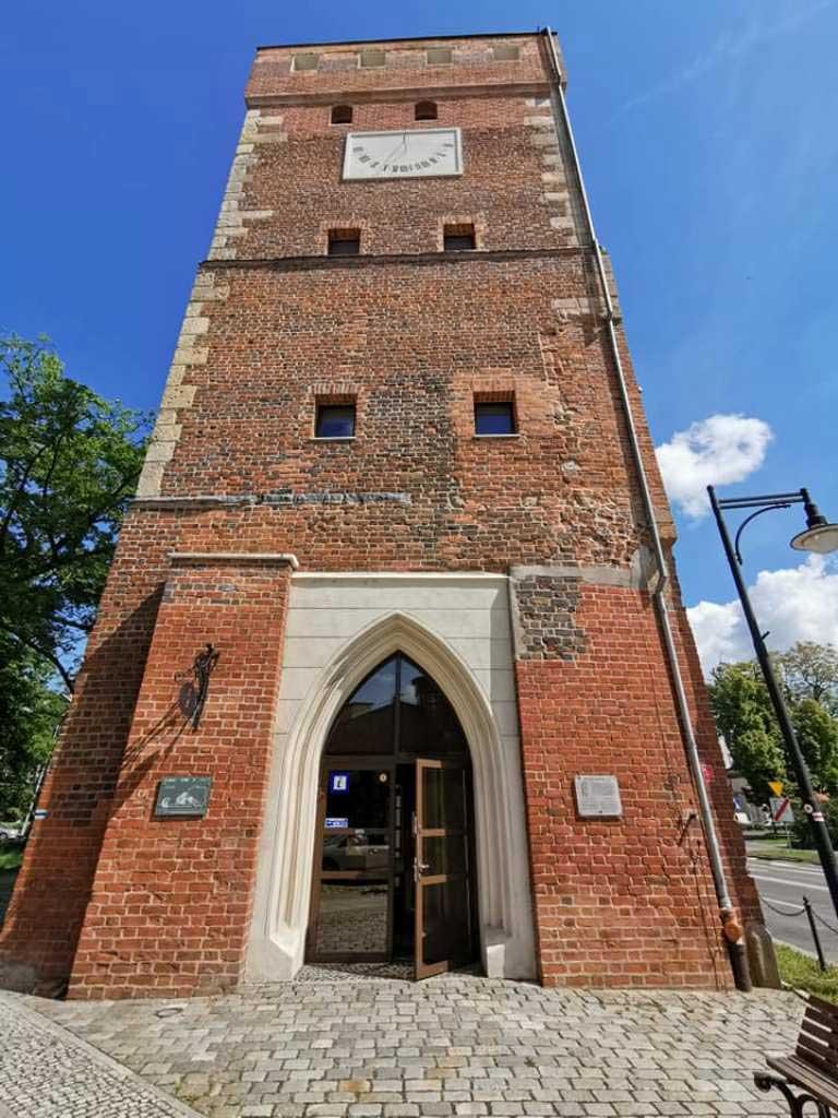 Wieża Bramy Głogowskiej w Legnicy