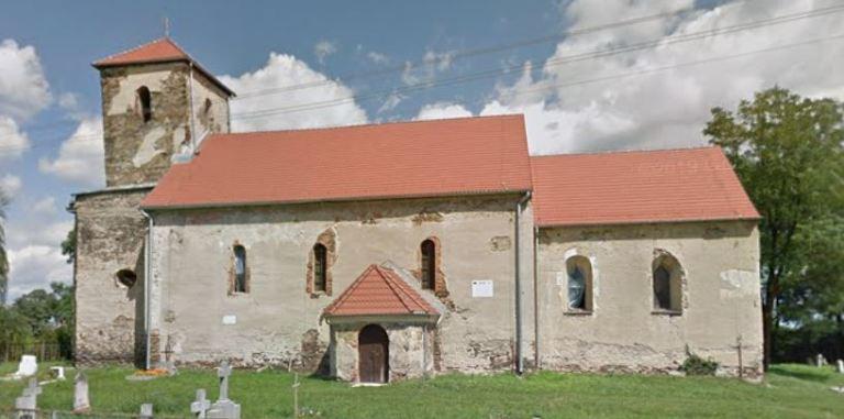 budynek kościoła