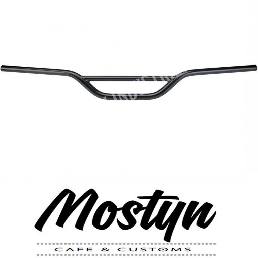Biltwell Moto Bar Handlebars 1 Inch Black
