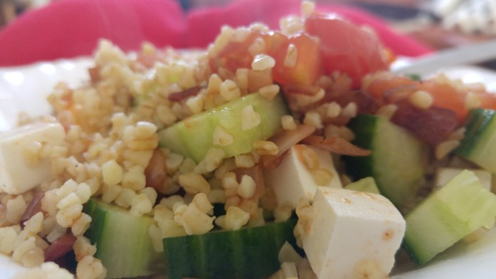 healthy bulgur recipe