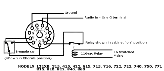 11 Pin Cube Relay Wiring Diagram