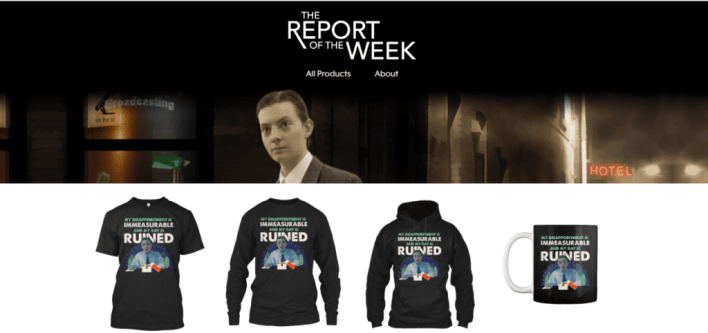 Report of the Week