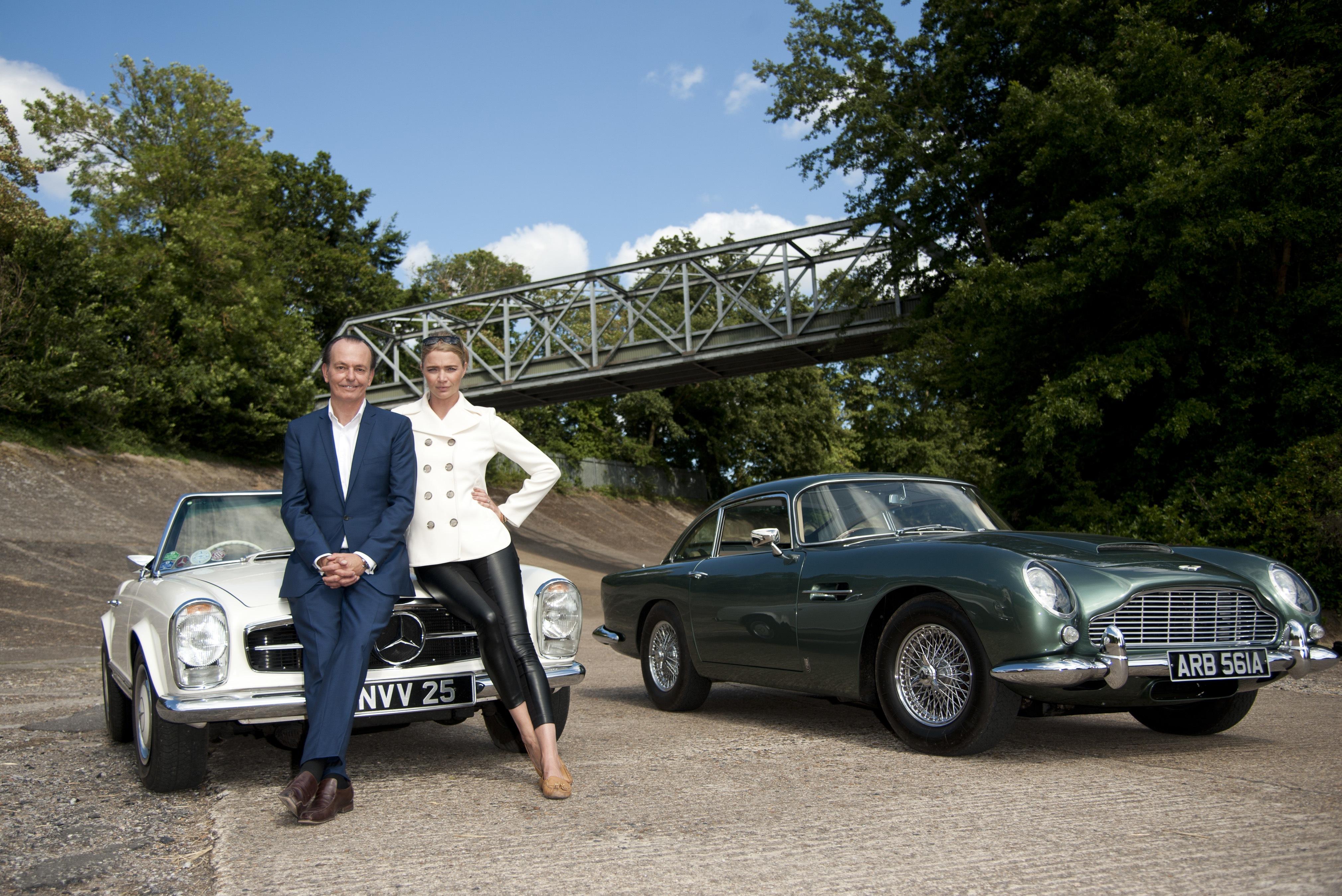 New TV show 'The Classic Car Show' starts this Thursday - Mōtā Car Blog
