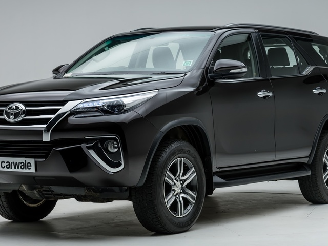 There are many ways to decorate a door, including wallpapering it. Download Wallpaper Toyota Black Car Fortuner 640x480 The Wallpapers Photos