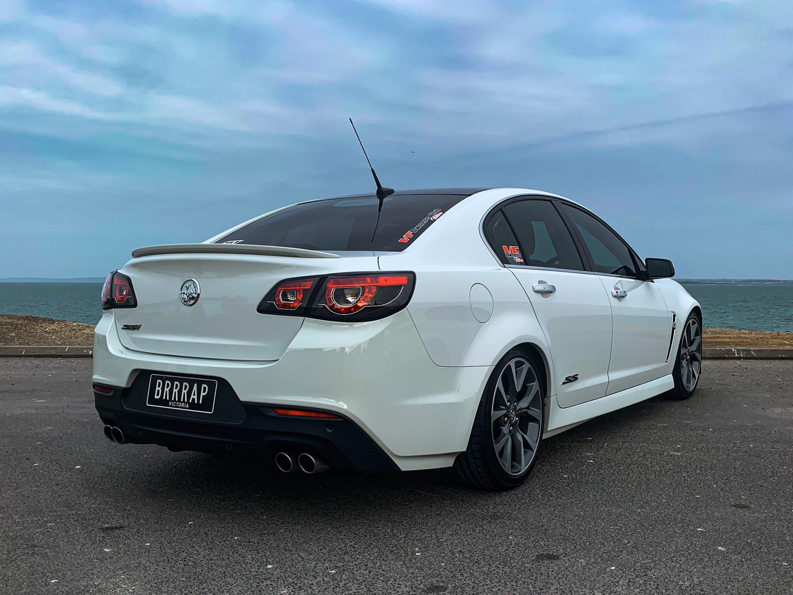 Member Vehicle: 2014 Holden Commodore SSV