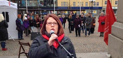 Lotta Johnsson Fornarve, huvudtalare 2015