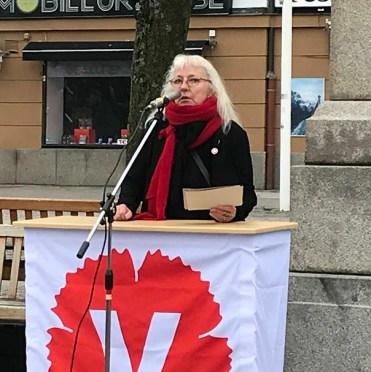 Kersin Lundberg, Motala kommun (V)