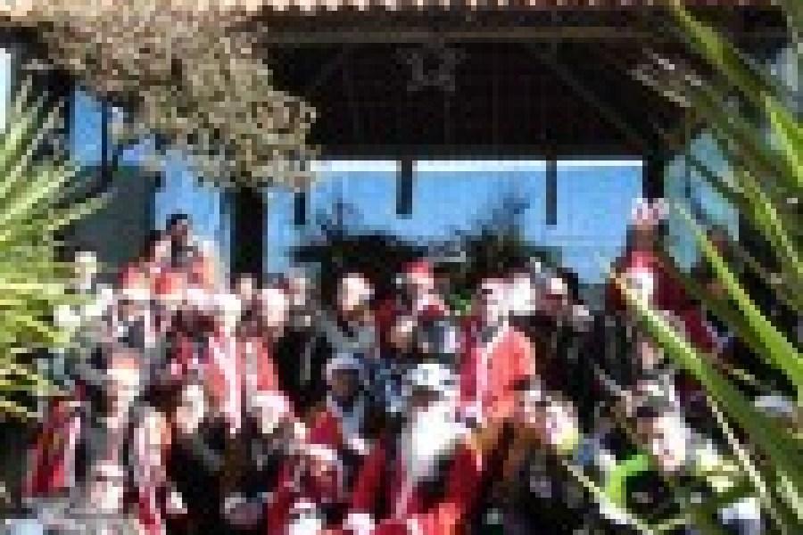 Entregas de Natal 2014 - 2