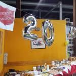20.° Aniversário Do Exército de Salvação em Xabregas