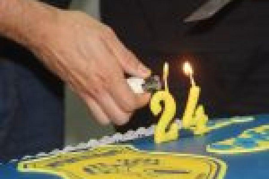 24.º Aniversário Motards do Ocidente