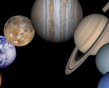 nasa images of planets in solar system