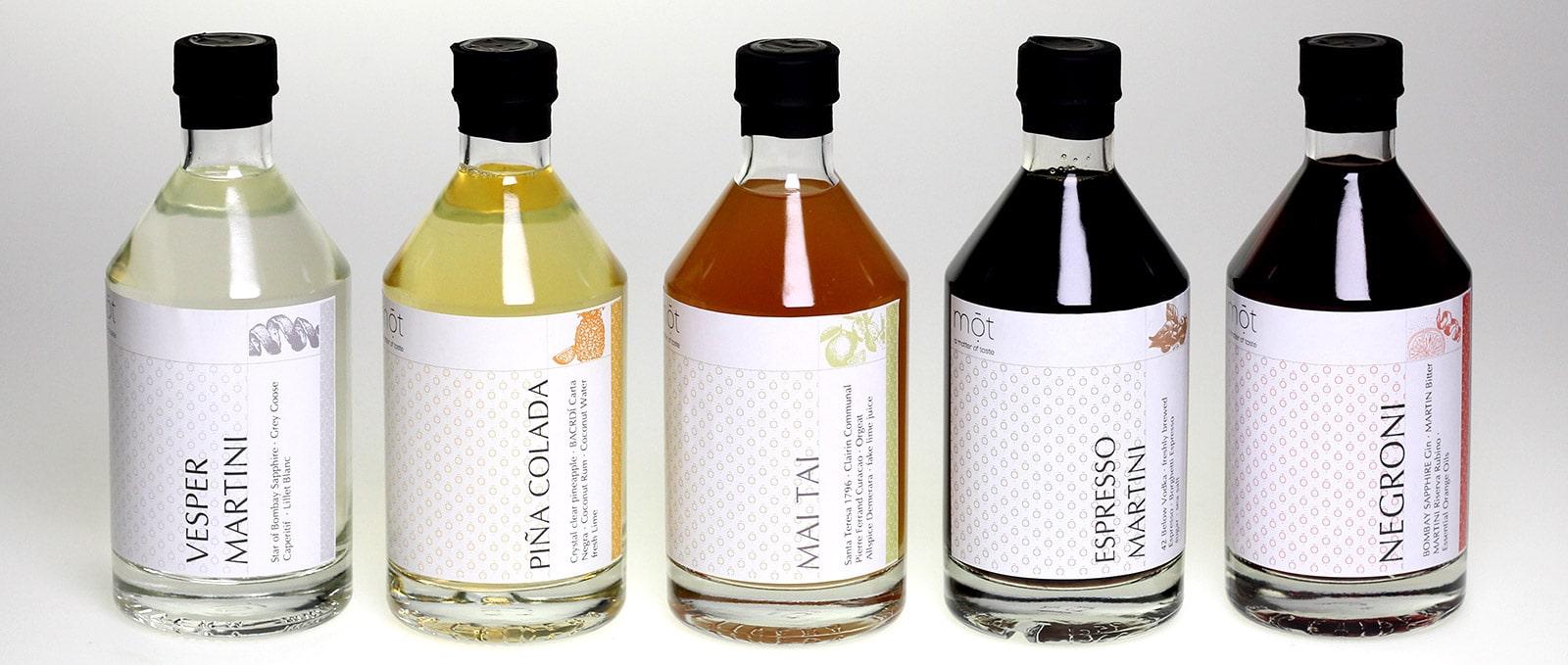 mōt > Bottled Cocktail Shop > Non Carbonated Drinks