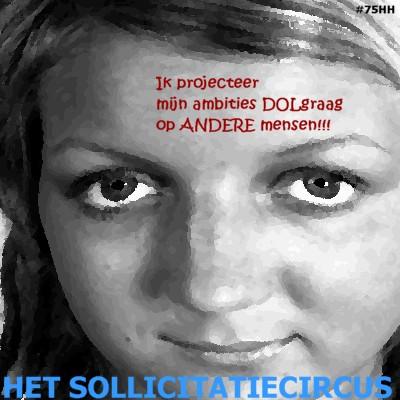 Het SollicitatieCircus_75 - ambities projecteren