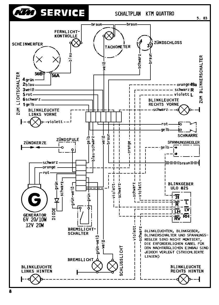 H4 für 130 mm Scheinwerfer : Elektrik (Markenübergreifend