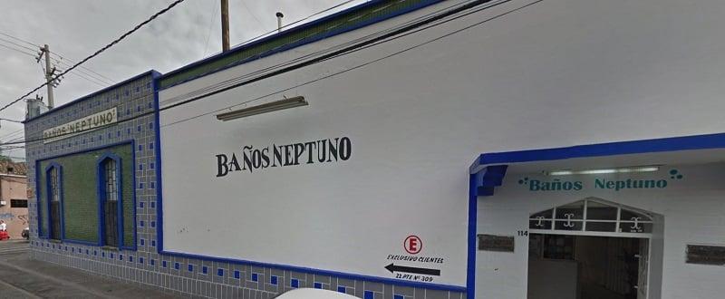 Baños Vapor Puebla -Neptuno