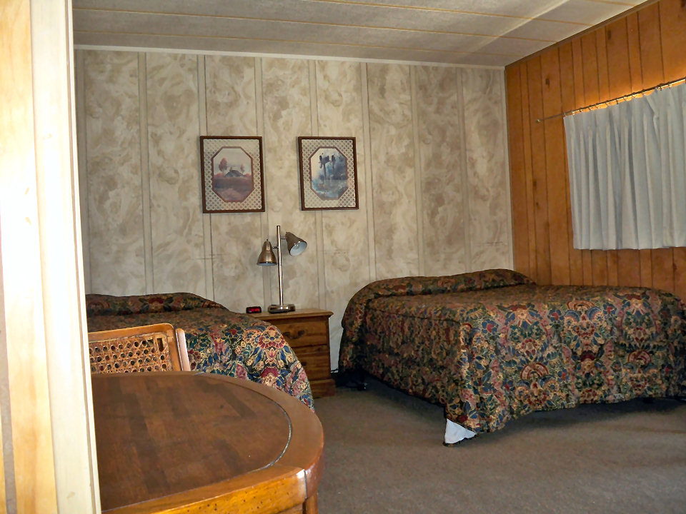 Rest in our Rooms  Chisos Mining Co Motel  Vacation