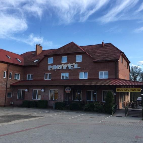 Motel u Olka Boczów