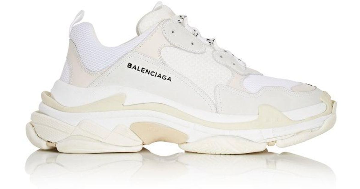 balenciaga-WHITEGREY-Triple-S-Sneakers