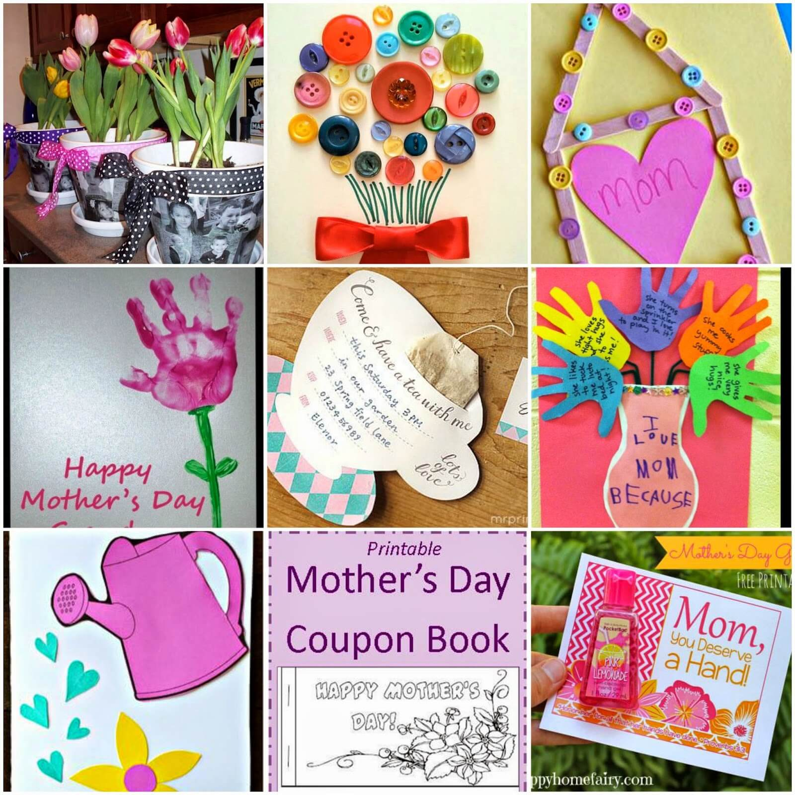 18 Mother S Day Crafts