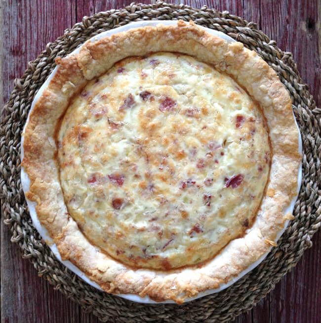 breakfast ideas, quiche ideas