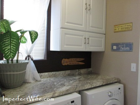 laundry rooms, laundry room makesovers, laundry room cabinets, laundry room counters