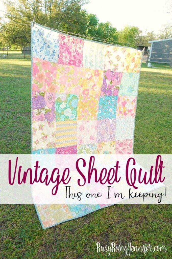 Image-Vintage-Sheet-Quilt