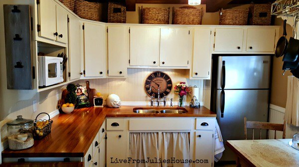 kitchen makeovers, DIY