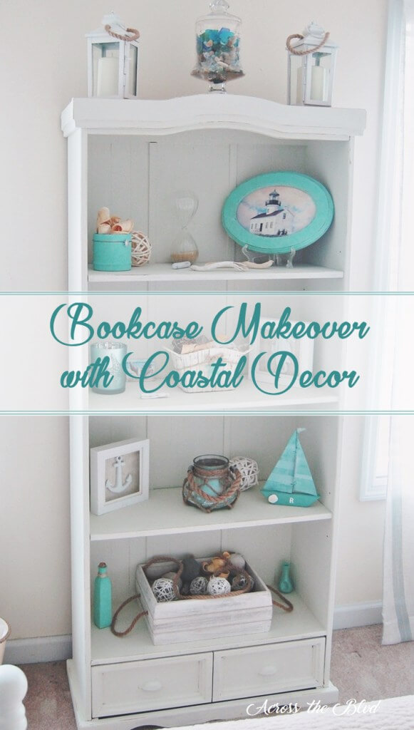 bookcase makeovers, DIY bookcase updates