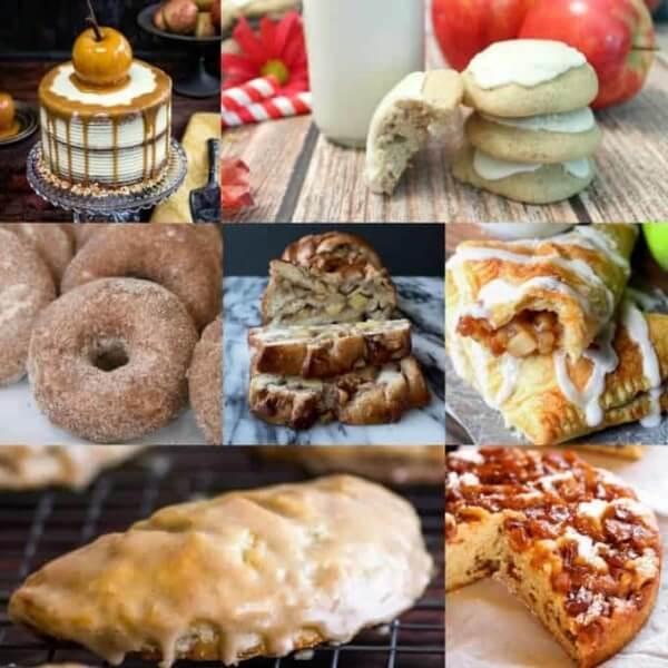 Week 190 - 15 Fall Apple Desserts from Queen Bee Baker