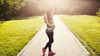 Park Pregnant