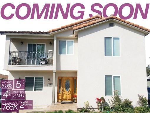12307 Horley Avenue, Downey CA 90242 | 5 BED | 4 BATH | +2.5K SQ FT | +6.2K LOT