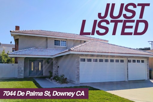 7044 De Palma Street, Downey, CA | 4 BED | 3 BATH | 3 CAR GARAGE