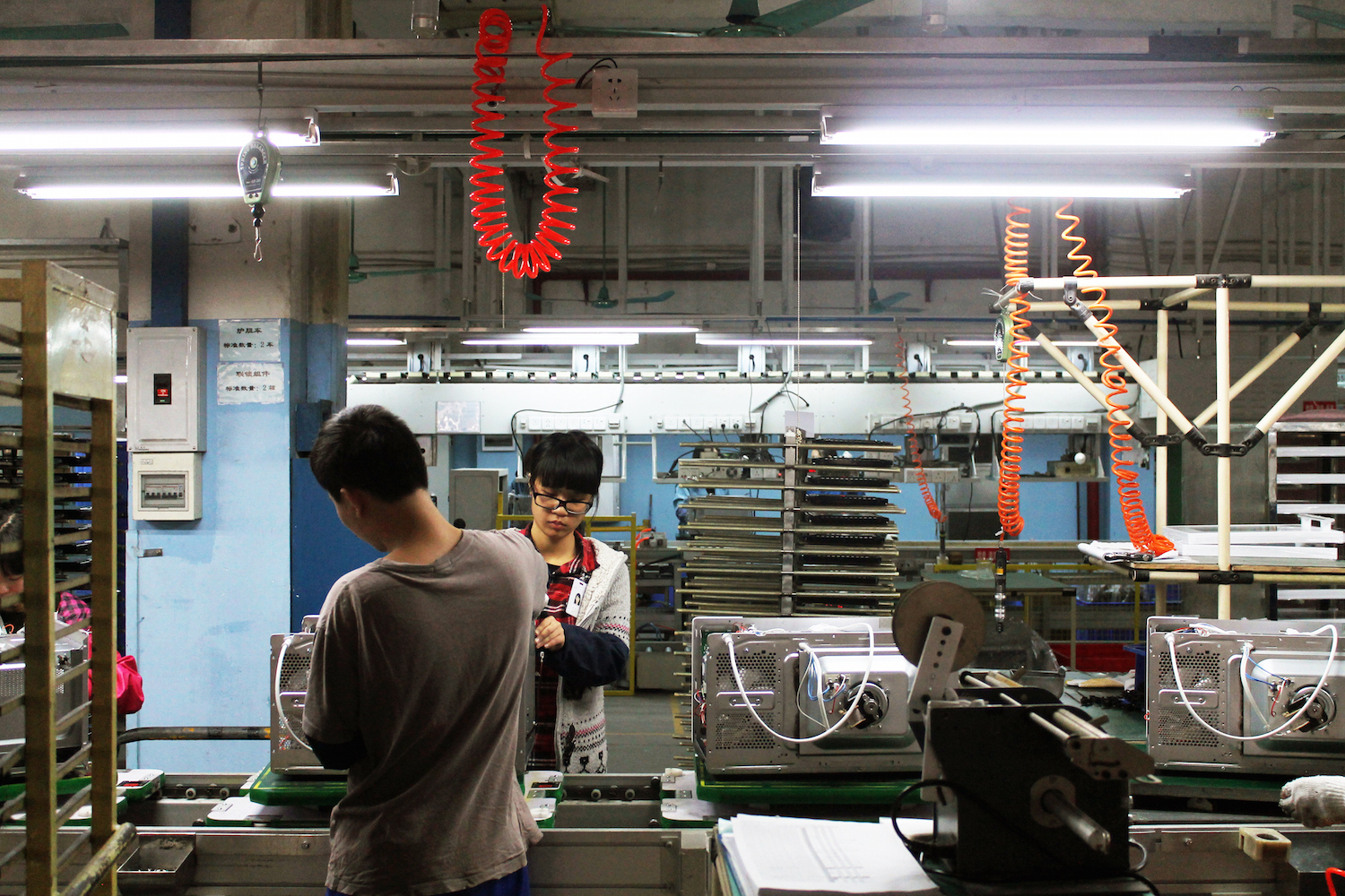 The Changing Face of Shenzhen the Worlds Gadget Factory