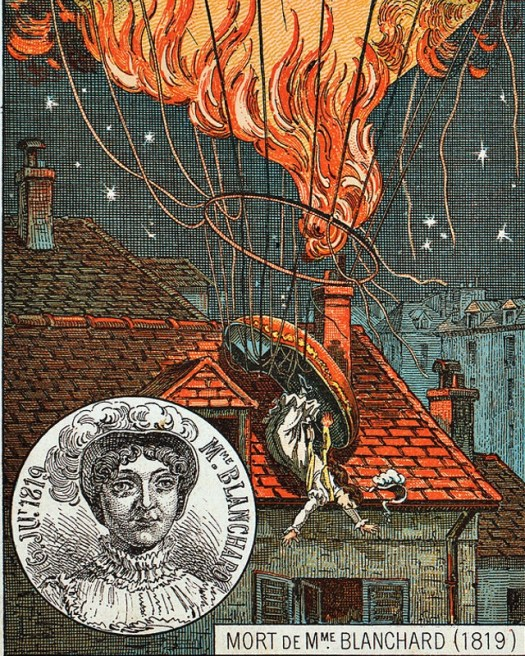The Daredevil Life and Pyrotechnic Death of Sophie ...