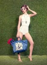 Louis Vuitton One Piece Swimsuit