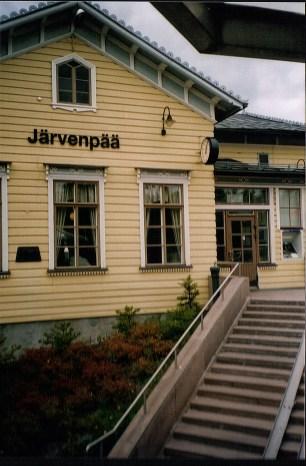 Jarvenpaa station