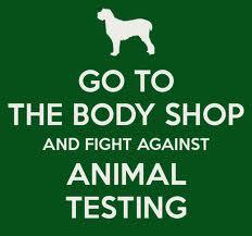 Body Shop Animal Testing