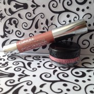 Clinique Chubby Stick and Inglot cream blush