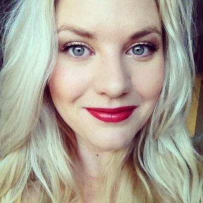 Christmas makeup 2013