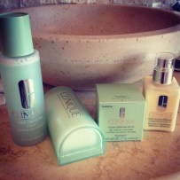 My new Clinique review products