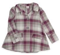 Cotton Flare Coat R399