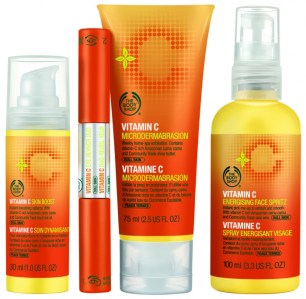 Body Shop Vitamin C Skin Boost R230