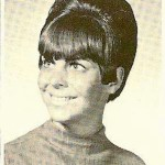 Sherry Shahan yearbook photo