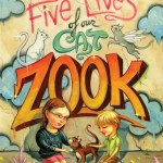 The Five Lives of Our Cat Zook cover image