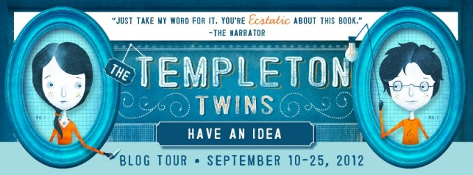 Templeton Twins Blog Tour Banner